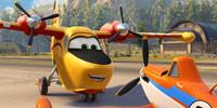 Самолёты 2: Огонь и вода