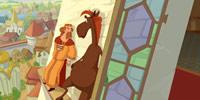 Три богатыря: Ход конём