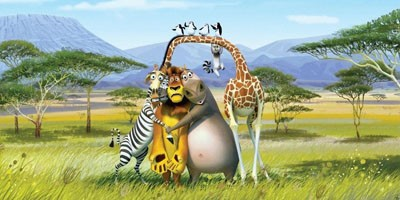 Мадагаскар 2: Побег в Африку